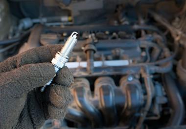 replacing spark plugs