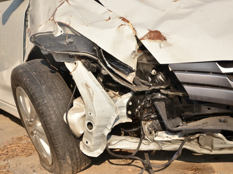 Why is a crumple zone important?
