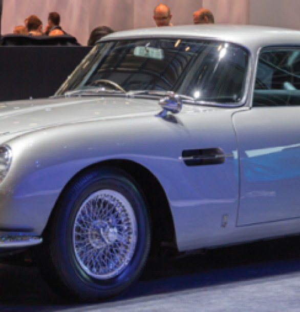 5 of the most famous cars ever sold at car auctions