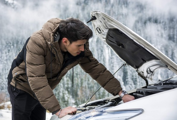 Complete this winter checklist before you drive your salvage car!