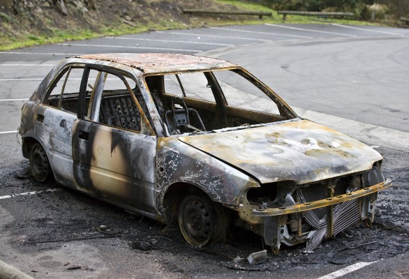 Everything you need to know about Category F salvage cars