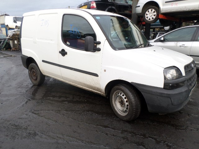 Used 2005 Fiat Doblo Cargo For Sale At Online Auction Raw2k