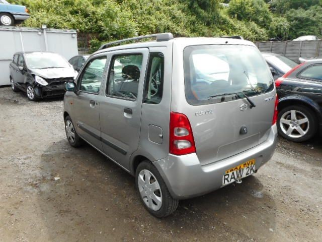 Used 2004 SUZUKI WAGON R+ for sale at online auction | RAW2K