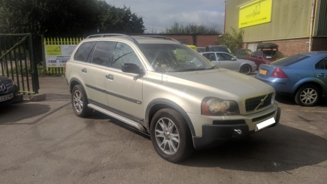 Used 2005 VOLVO XC90 for sale at online auction | RAW2K