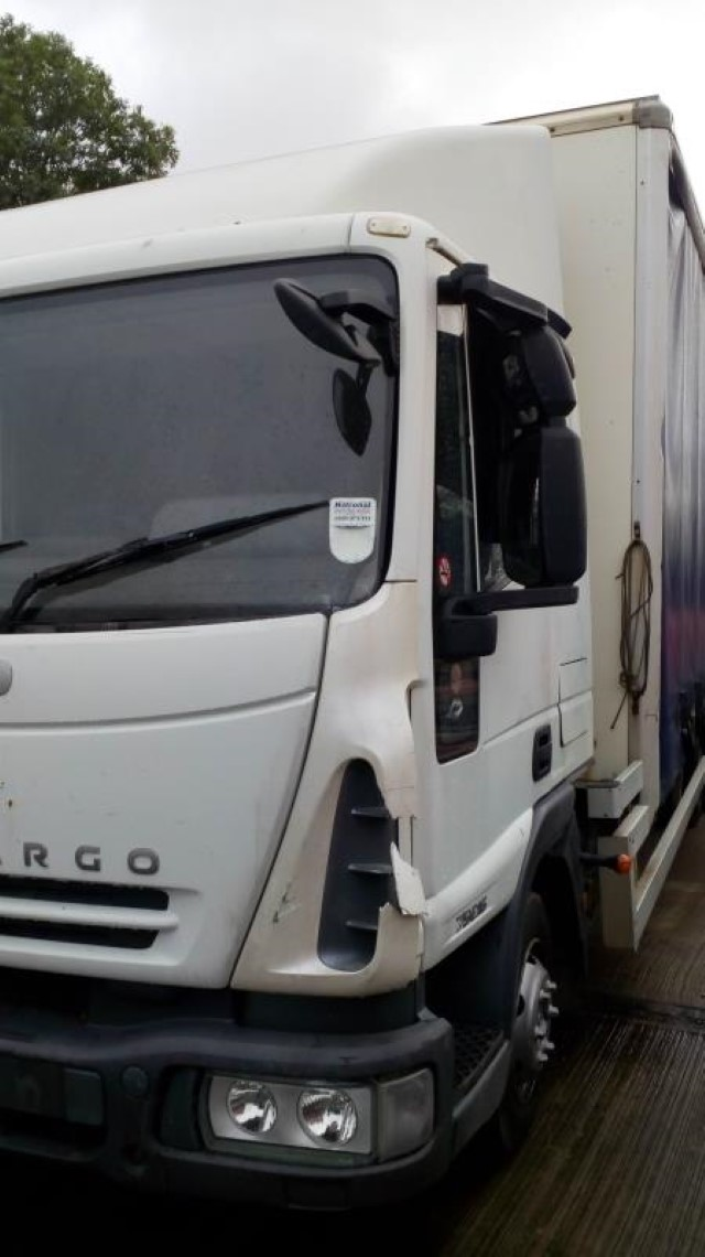 Used 2008 IVECO EUROCARGO for sale at online auction   RAW2K