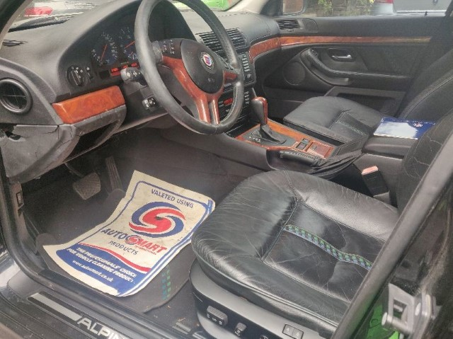 2001 Bmw ALPINA B10 V8