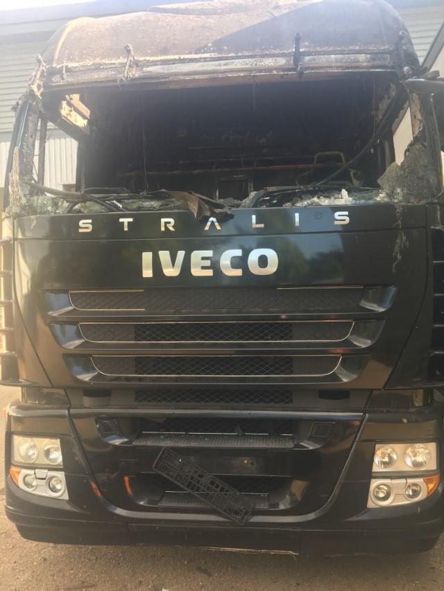 2009 IVECO STRALIS