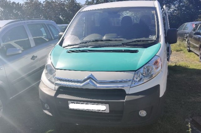 2009 CITROEN DISPATCH