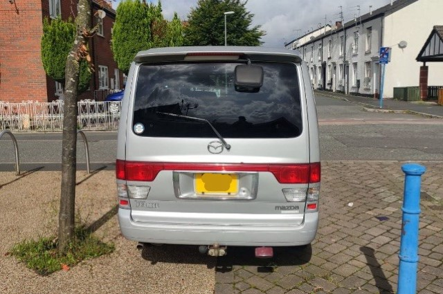 Used 2000 MAZDA BONGO for sale at online auction | RAW2K
