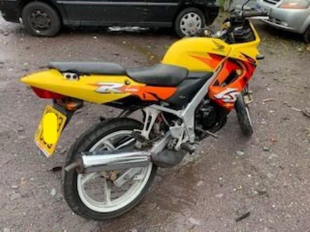 2003 HONDA LS 125 R