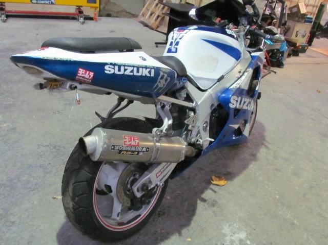 2001 SUZUKI GSXR 600