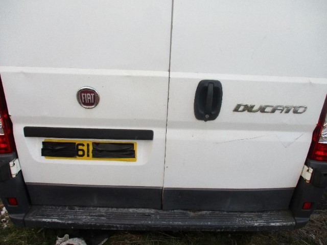 2011 FIAT DUCATO