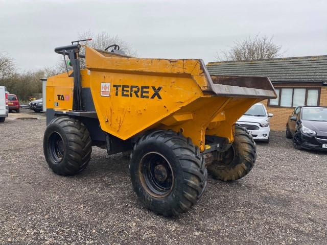 2016 Terex TA9