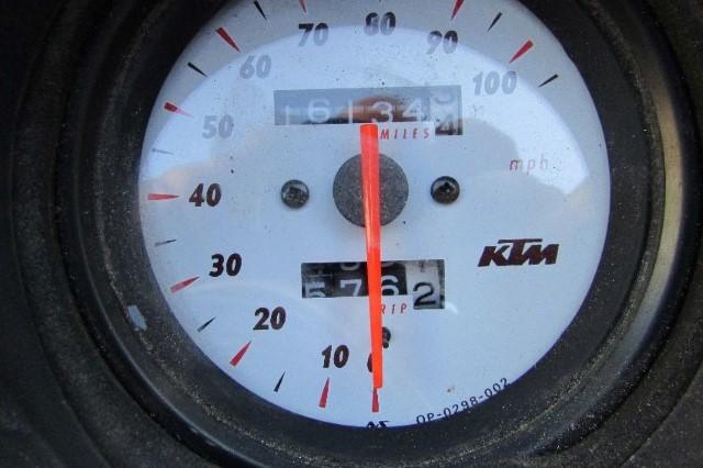 2003 KTM DUKE 2