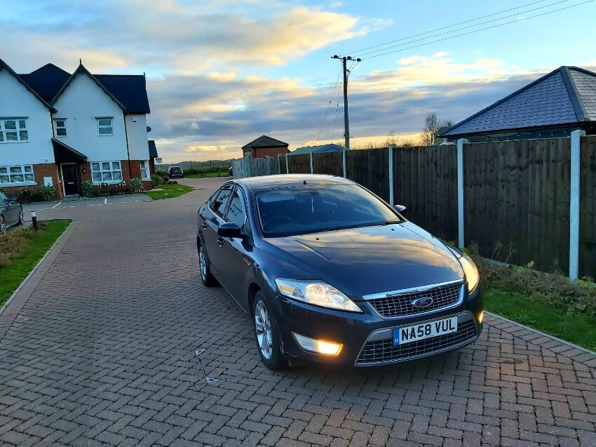 2008 FORD MONDEO