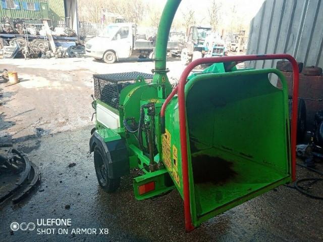 Green Mech Ltd Wood Chipper