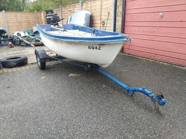 Mercury Boat