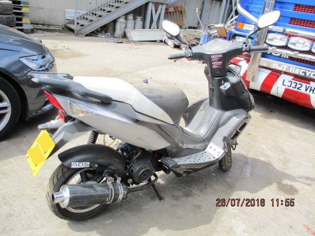 2016 ZNEN ZN50 QT-M 50cc moped | in Streatham Common