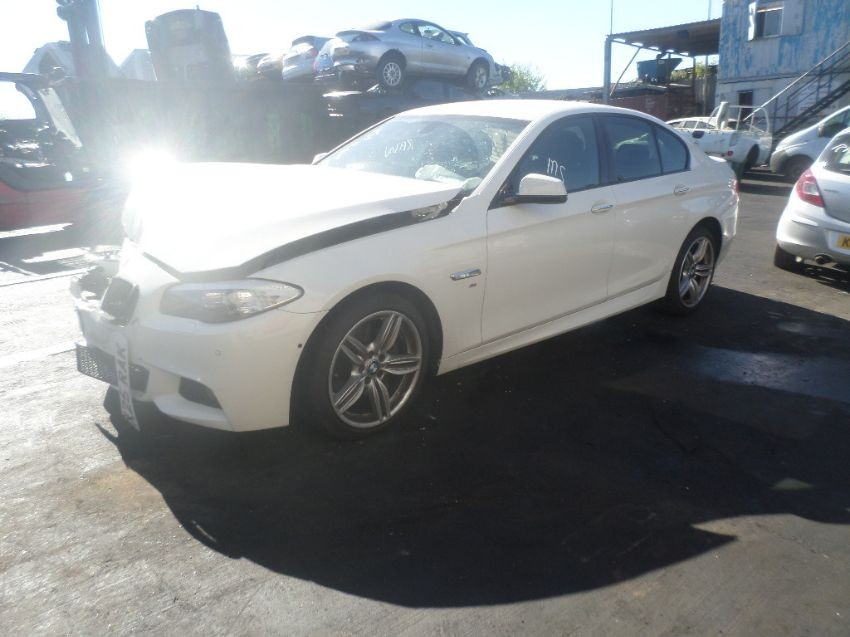 Used 2013 BMW 5 SERIES for sale at online auction | RAW2K