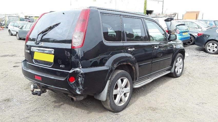 Used 2005 NISSAN X-TRAIL for sale at online auction | RAW2K