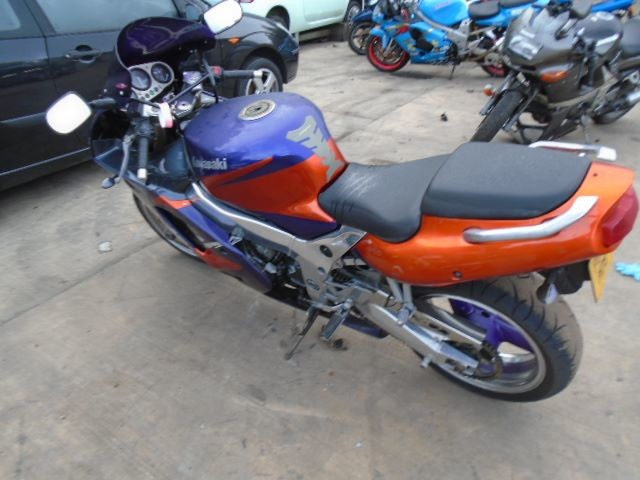 Used 1996 Kawasaki Zx 900 B3 For Sale At Online Auction