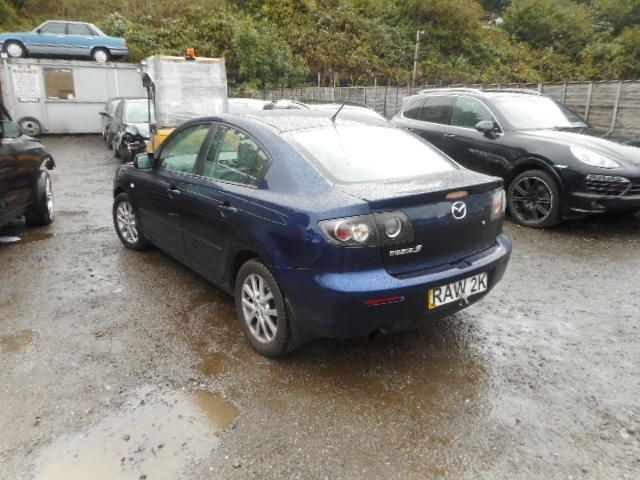 Used 2008 MAZDA 3 for sale at online auction | RAW2K