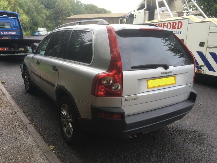 Used 2006 VOLVO XC90 for sale at online auction | RAW2K