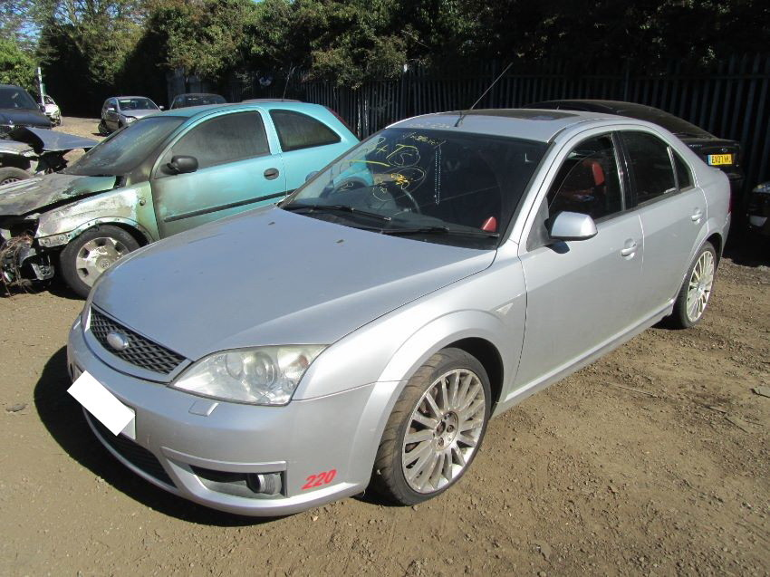 Used 2002 Ford Mondeo For Sale At Online Auction Raw2k