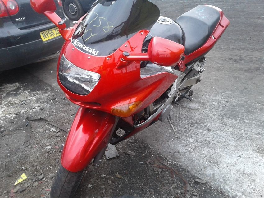 Used 1996 KAWASAKI ZX600-E4 for sale at online auction | RAW2K