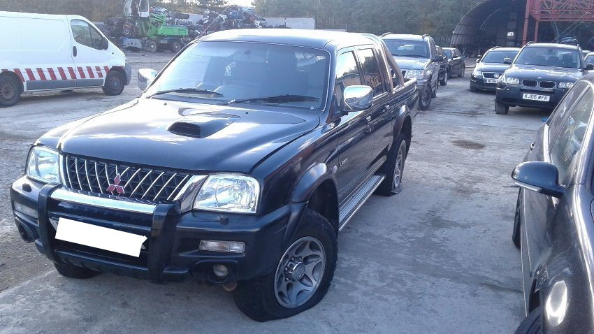 Used 2003 MITSUBISHI L200 for sale at online auction | RAW2K