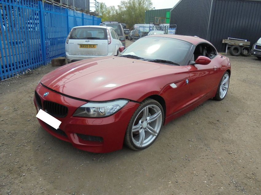 2011 BMW Z SERIES