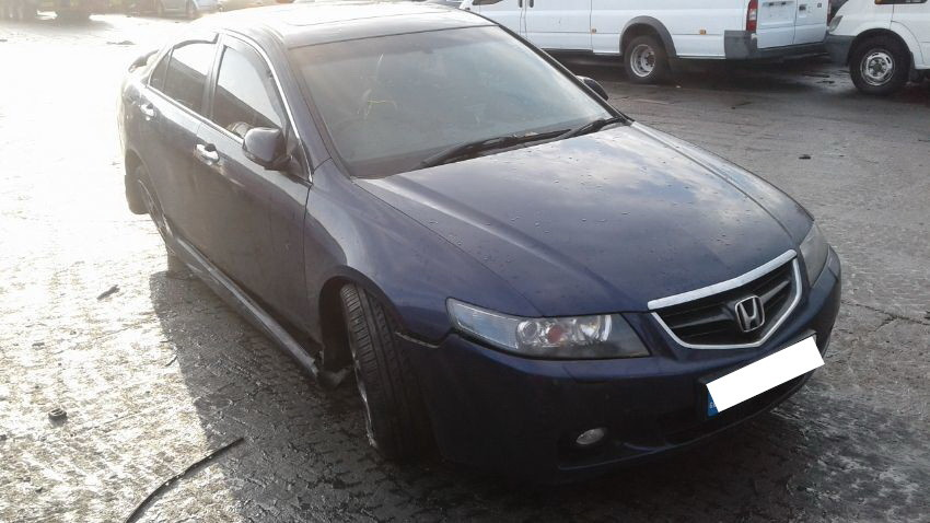Used 2003 HONDA ACCORD for sale at online auction | RAW2K