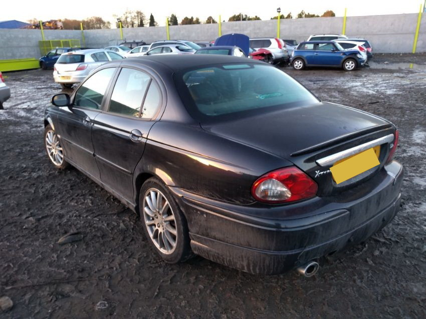 Used 2005 JAGUAR X-TYPE for sale at online auction   RAW2K