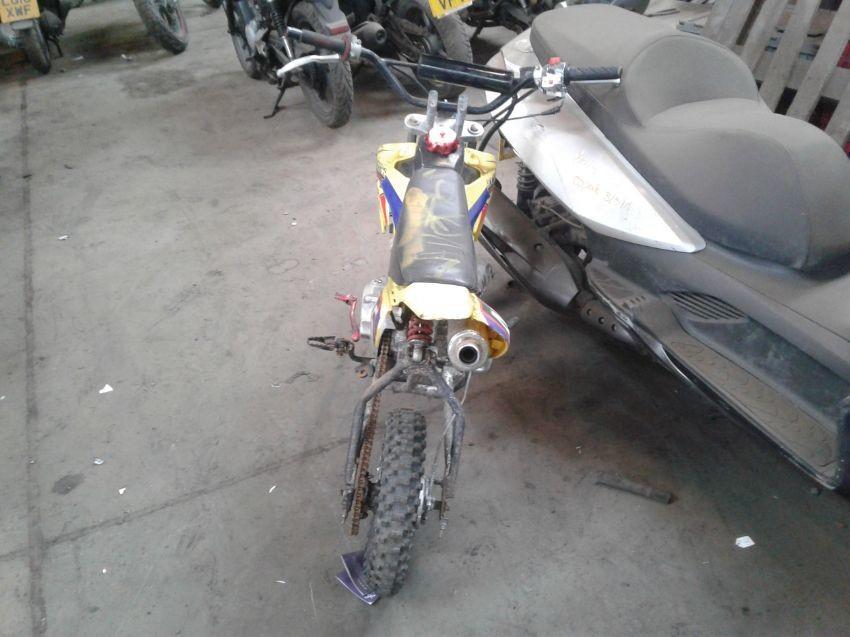 Mini Moto Rockstar