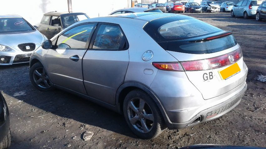 Used 2006 HONDA CIVIC for sale at online auction | RAW2K
