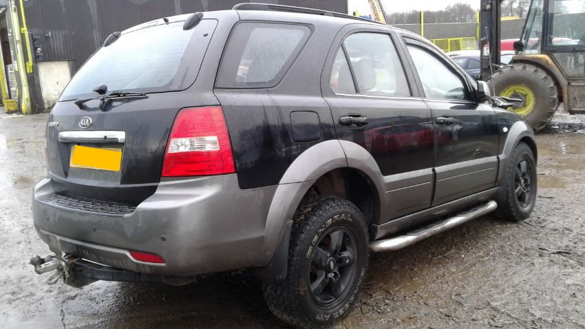 3d68123165 Used 2008 KIA SORENTO for sale at online auction