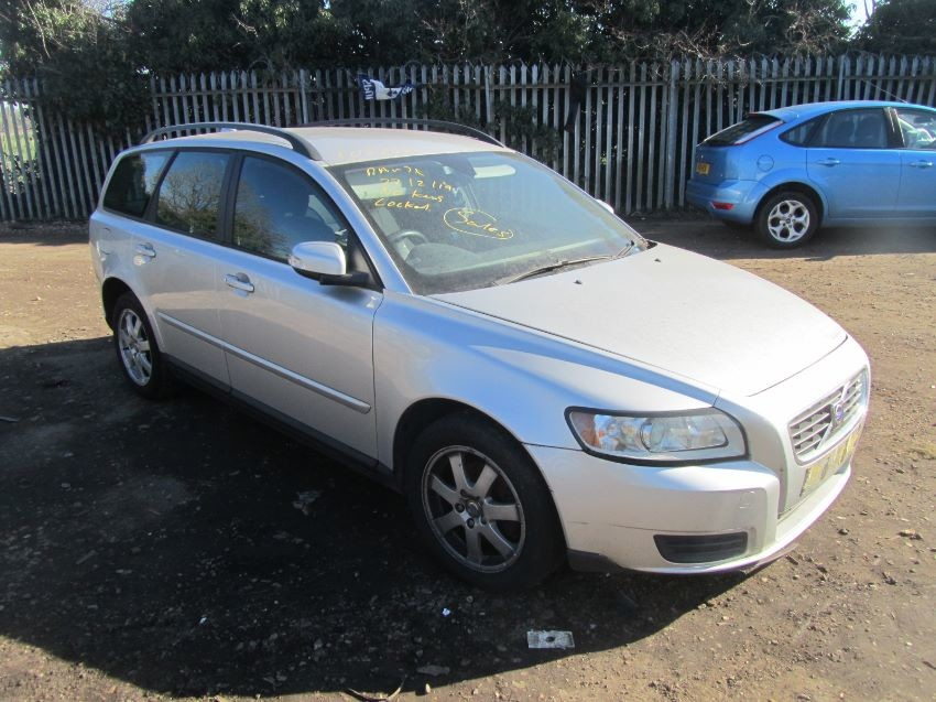 Used 2008 VOLVO V50 for sale at online auction | RAW2K