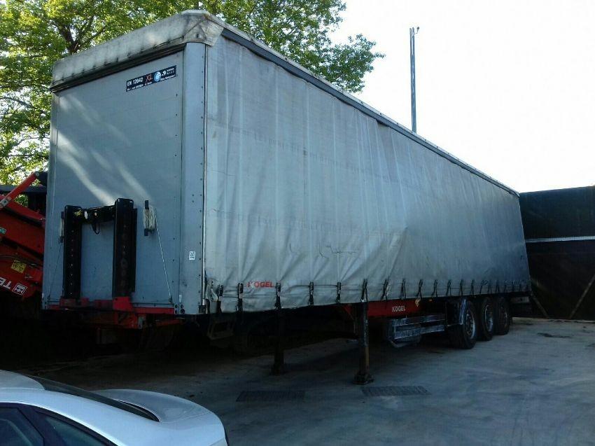 Volvo trailer Unit