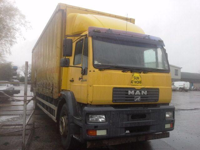 2005 MAN M2000