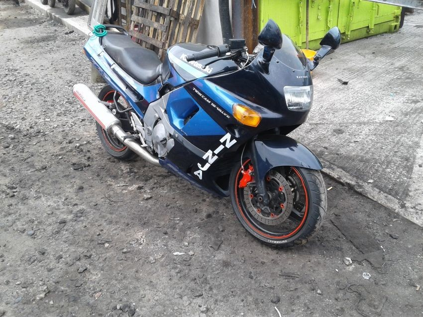 Used 1991 KAWASAKI ZX600 D1 for sale at online auction | RAW2K