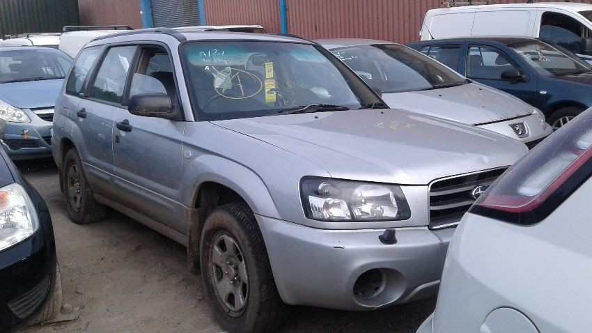 2004 SUBARU FORESTER X 1,994cc