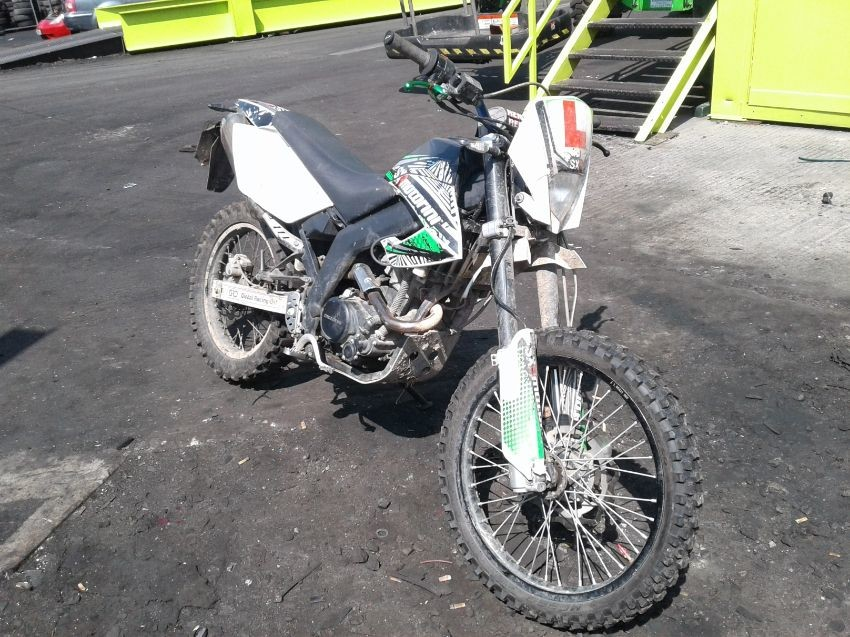 2018 MOTORINI SXR 125
