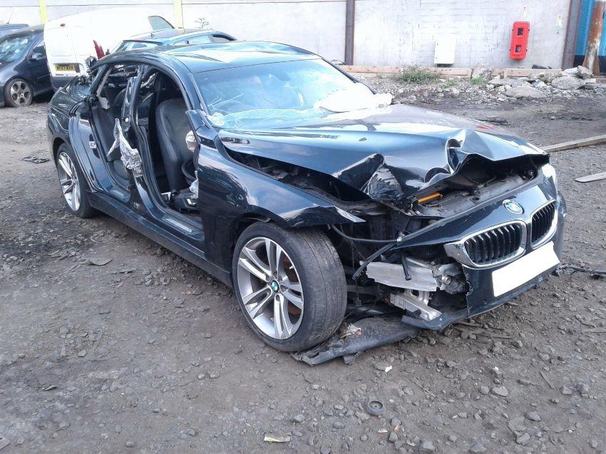 2015 BMW 4 SERIES 428I SPORT GRAN COUPE 1,997cc