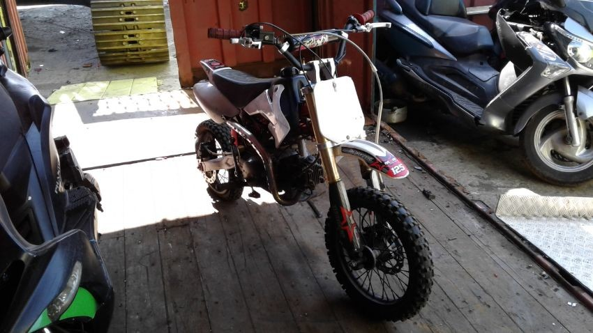 Online Motorcycle Auction | Salvage, Seized & Used