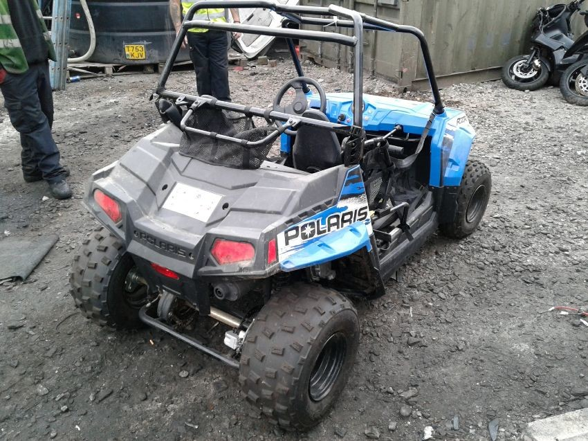 POLARIS LARGE QUAD BIKE