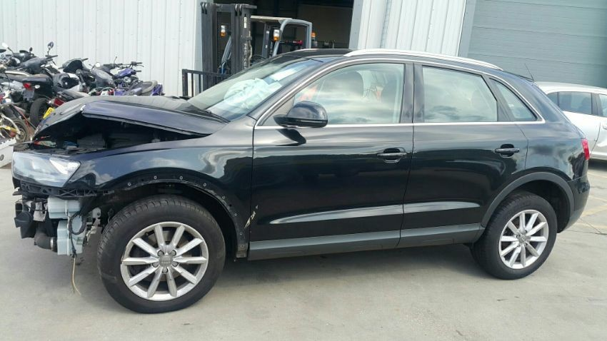 Used 2013 AUDI Q3 for sale at online auction | RAW2K