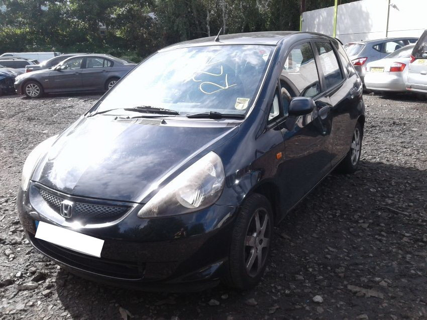 Used 2005 HONDA JAZZ for sale at online auction | RAW2K