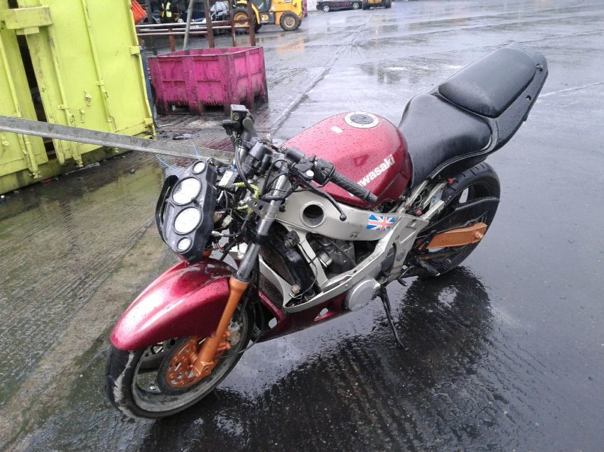 Used 1996 KAWASAKI ZX600-E4 (PETROL) for sale at online
