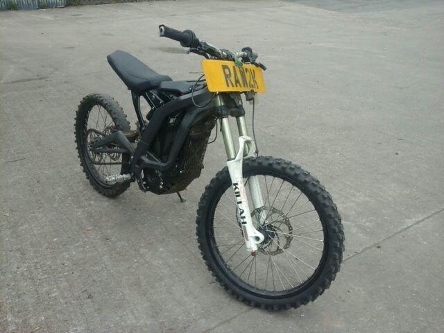 Sur-ron X-Series