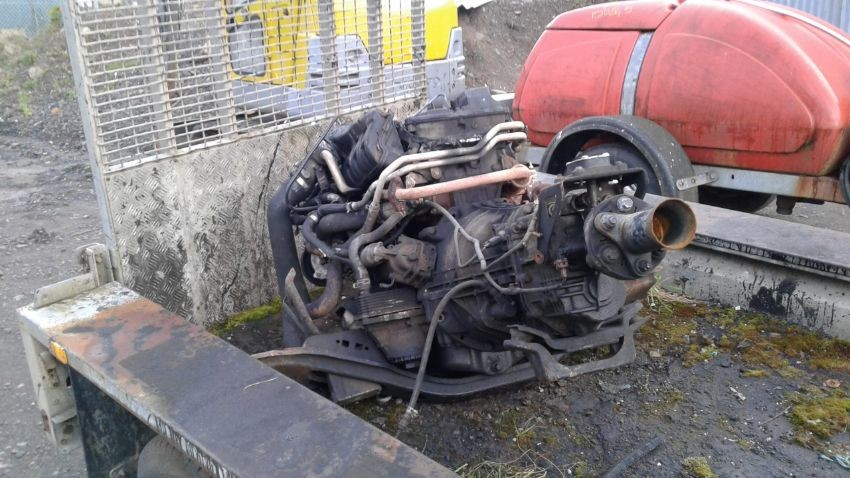 OTHER (LIGHT) ENGINE AND GEAR BOX